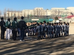 新4年生チーム 初陣勝利!